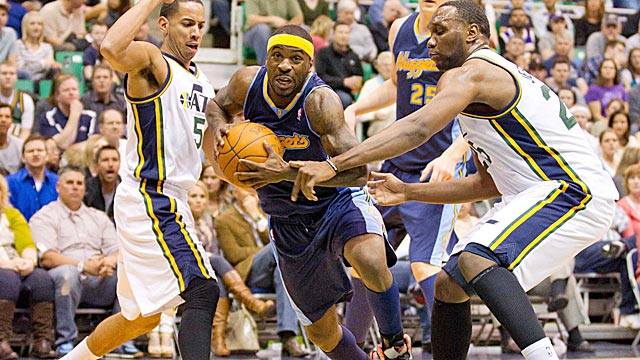 Ty Lawson and the Nuggets could cause chaos in the top-heavy West. (US Presswire)