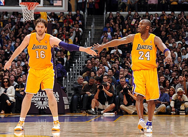 After being shopped by the Lakers, Gasol says putting it behind him 'has been really nice.' (Getty Images)