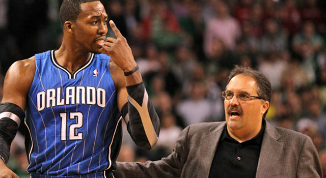 Has Dwight Howard played his last game for Stan Van Gundy? (Getty Images)