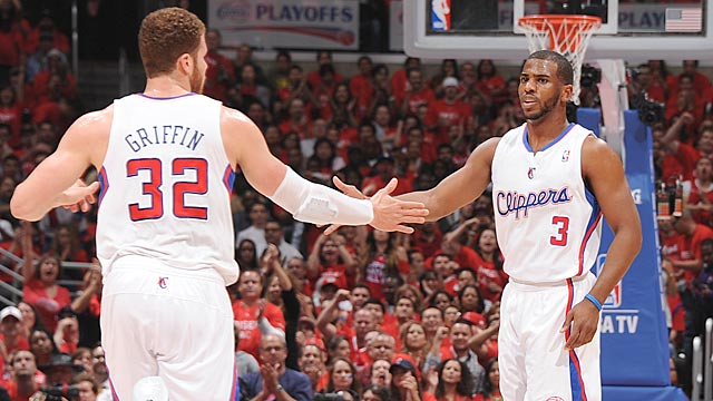 Chris Paul, with a big assist from Blake Griffin, is making the Clippers improbably appealing. (Getty Images)