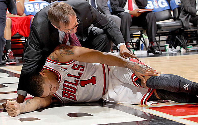 a8d003756ae1 Derrick Rose to miss first two months of the 2012-13 season ...