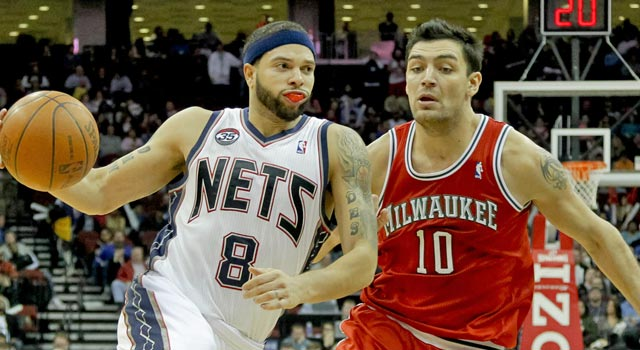 Deron Williams takes the money and security over playing in his home state. (US Presswire)