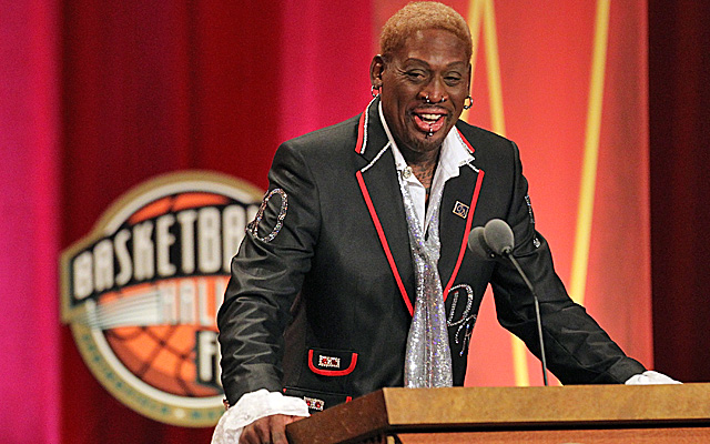 Rodman's father has been living in the Philippines for nearly 50 years. (Getty Images)