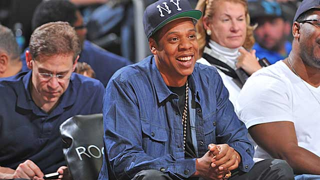 Jay-Z says he had hoop dreams as a kid growing up in Brooklyn. (Getty Images)