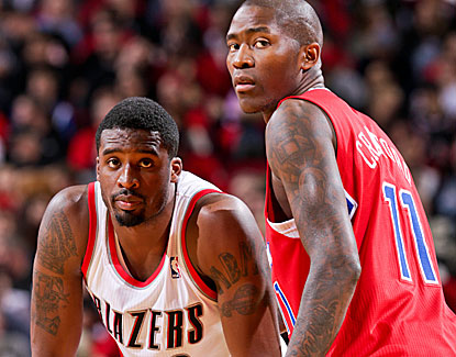 Jamal Crawford scores 25 points for the Clippers, which must annoy Blazers fans who watched him struggle last season. (Getty Images)