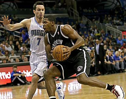 Brooklyn's Joe Johnson scores 22 points to lead the Nets to their fifth consecutive victory. (AP)