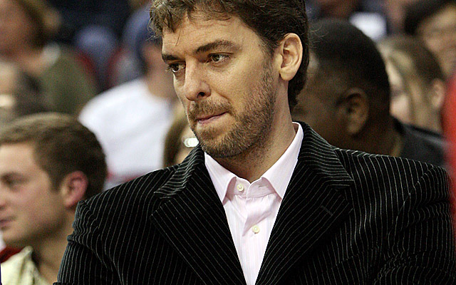 Could Gasol be joining the Suns and make the playoffs this season? (USATSI)