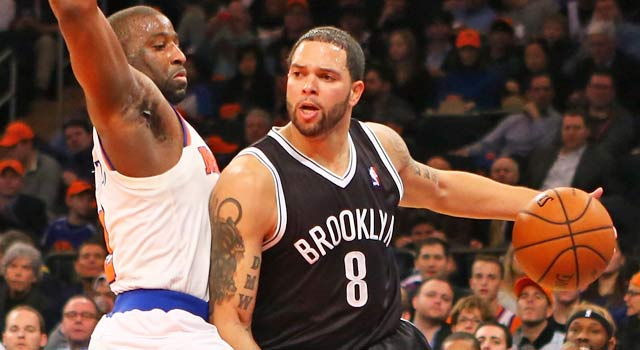 'We've got to change some things,' Deron Williams says after the loss. (Getty Images)