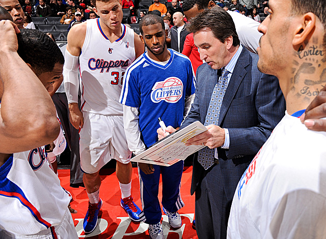 The Clippers put their 17-game win streak on the line Tuesday vs. Denver. (US Presswire)