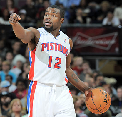 Pistons guard Will Bynum torments the Heat with 25 points and 10 assists off the bench.  (Getty Images)