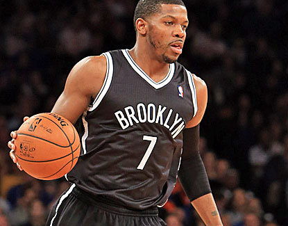 Joe Johnson made the go-ahead jumper with 22 seconds left and scores 25 points. (US Presswire)