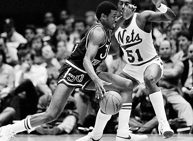 Bernard King, who retired in 1993, averaged 22.5 ppg over his 14-year career. (AP)