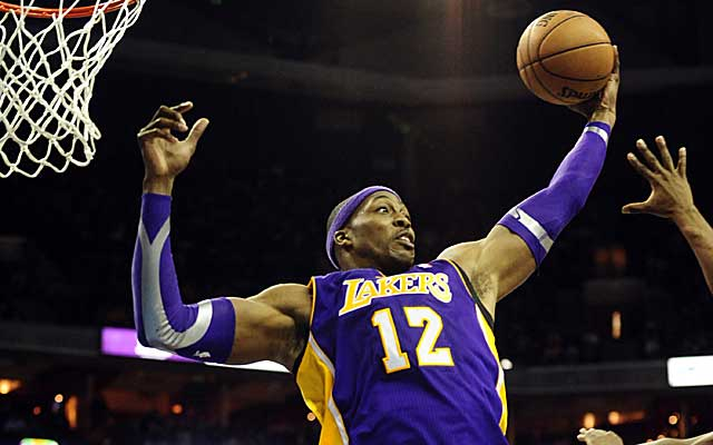 Dwight Howard's future may be up in the air again. (US Presswire)