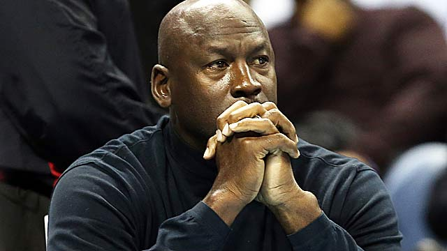 In the suit, Michael Jordan is being asked to take a paternity test and pay child support for the teen. (Getty Images)