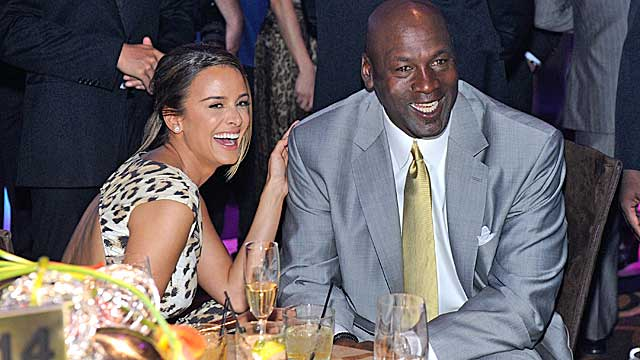 Jordan got engaged to Yvette Prieto in December 2011. (Getty Images)