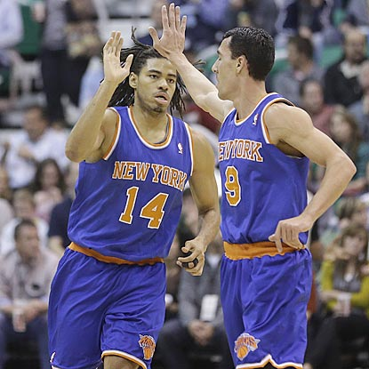 With help from little-known Chris Copeland and Pablo Prigioni, the Knicks avoid going winless on their five-game Western swing. (AP)