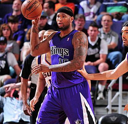 DeMarcus Cousins gives another glimpse of the star player many think he can ultimately become.  (Getty Images)