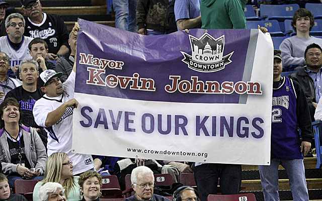 Kings fans (USATSI)
