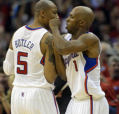 Having the veteran Chauncey Billups back adds even more depth to a very balanced Clippers team.  (USATSI)