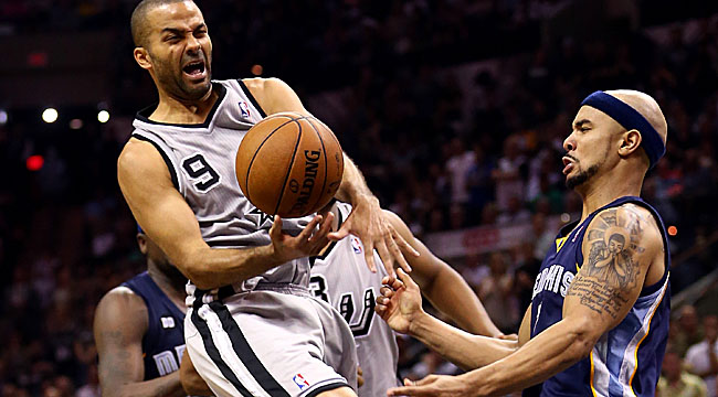 Can Grizzlies defend Parker, score in paint?