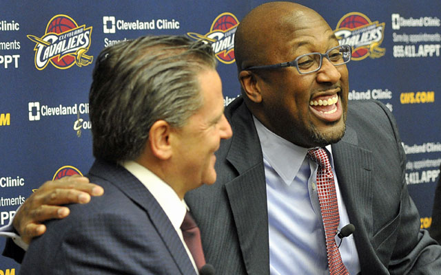 The Cavs rehiring Mike Brown three seasons after replacing him is all part of the quirky NBA coaching carousel. (USATSI)