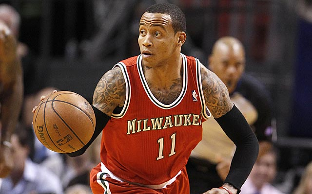 Monta Ellis played in all 82 games for Milwaukee last season and scored 19.2 points per game.