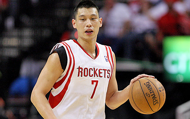 Jeremy Lin won't be moved, Daryl Morey says.     (USATSI)