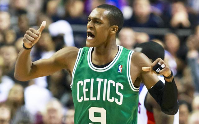 Will Rajon Rondo give Brad Stevens a thumbs up or down?   (USATSI)