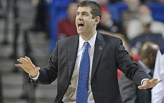 Will the NBA chew up and spit out Brad Stevens or will he succeed in Boston?(USATSI)