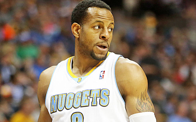 Andre Iguodala agrees to a 4-year, $48M contract with the Warriors.(USATSI)