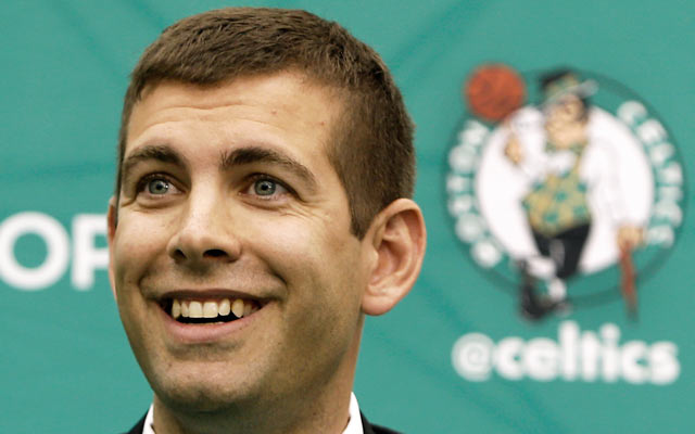 'This is a great, great opportunity,' Brad Stevens says of his new job. (USATSI)