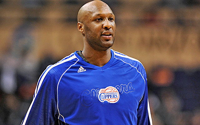 Odom's offseason tailspin has included reports of an attempted intervention for substance abuse. (USATSI)