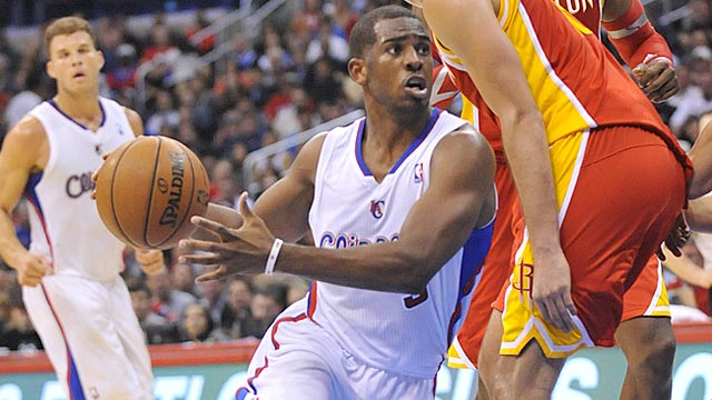 It's way early, but Chris Paul is putting together some MVP-type credentials.