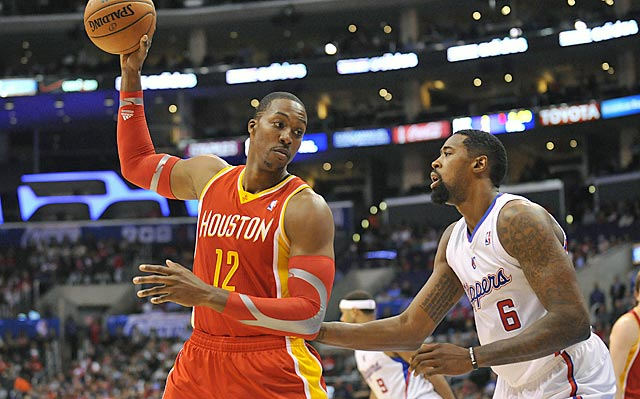 Despite a supremely disappointing game, Dwight Howard keeps his cool and doesn't sulk.