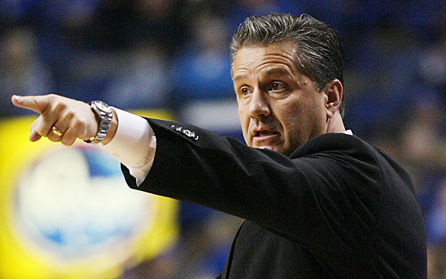 If Knicks fade, their best hope may be in luring John Calipari back to the NBA. (USATSI)