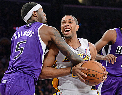 Xavier Henry scores 21 points, including 12 in the fourth period, to help the Lakers dispose of Sacramento. (USATSI)