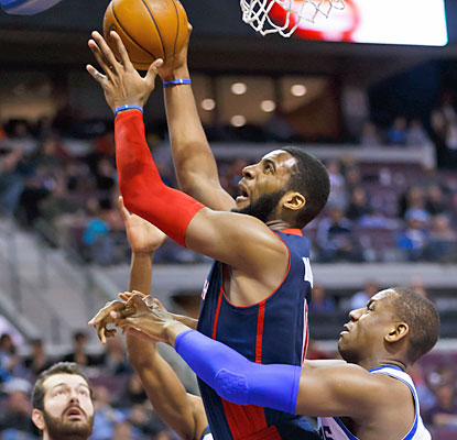 Andre Drummond becomes the first player since 1990 to have at least 31 points, 19 boards and six steals in a game. (USATSI)