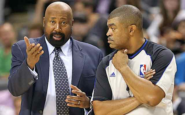 Is it time to start wondering about Mike Woodson's future in NYC? (USATSI)