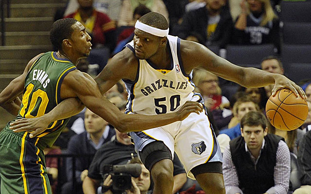 Zach Randolph can opt out after this year, but Memphis could be in the mix to retain him. (USATSI)