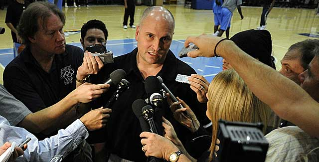 Rex Chapman detected a Nuggets player who may have been ahead of his time. (USATSI)