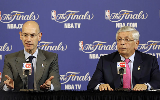 It's clear the NBA will be more open when Adam Silver replaces David Stern as commissioner. (USATSI)
