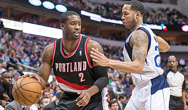 Once considered overpaid, Wesley Matthews' 2010 offer sheet could be seen as a bargain. (USATSI)