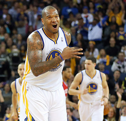 Marreese Speights scores a career-high 32 points. Meanwhile, the Sixers have lost the past two games by a combined 88 points. (USATSI)