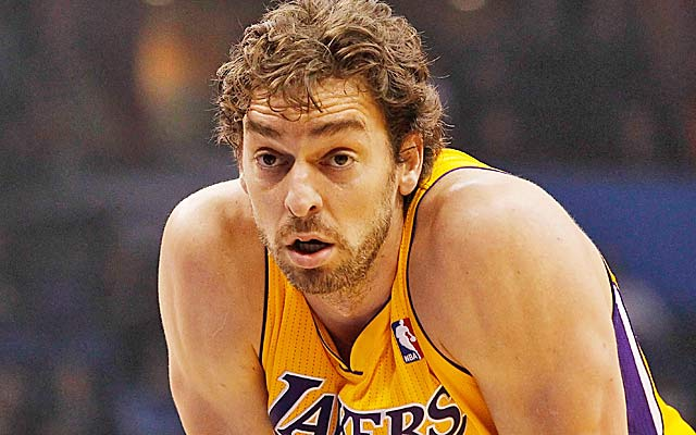 If Pau Gasol went to Houston, the Rockets would have likely never chased Dwight Howard.   (USATSI)