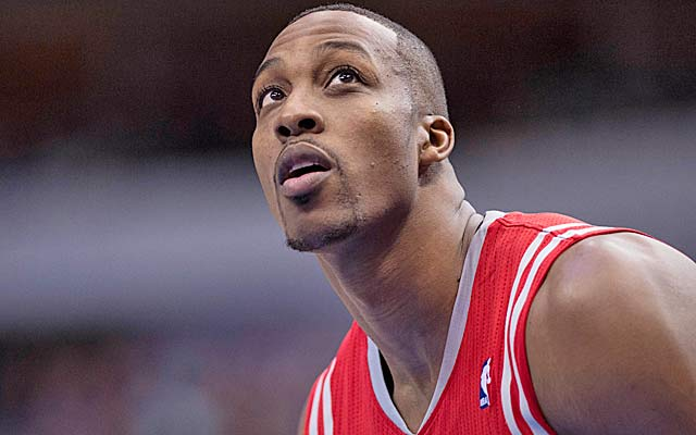If Chris Paul became a Laker, would Dwight Howard still be in LA?  (USATSI)