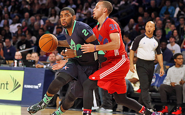 Kyrie Irving holds the key for any prospect of a Cleveland turnaround. (USATSI)