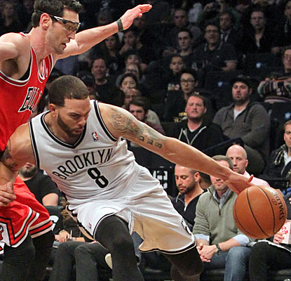 D-Will (20 points) and the Nets dismantle the Bulls to move back to .500 for the first time since sitting at 2-2 on Nov. 5. (USATSI)