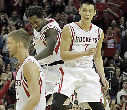 The Rockets rally from a double-digit deficit in the fourth quarter to knock off the Blazers in OT. (USATSI)