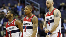 Follow LIVE: Nets-Wizards