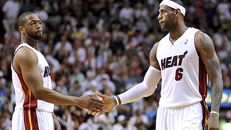 Moore: Heat get it done